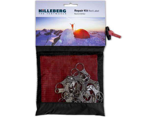 Hilleberg Repair Kit Red Label red